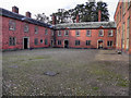 SJ7387 : The Kitchen Courtyard, Dunham Massey Hall by David Dixon