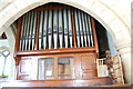 TQ7012 : Organ in Ninfield Church by Julian P Guffogg