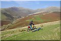 SD6495 : Bridleway below Seat Knott by Ian Taylor