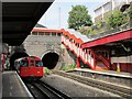 TQ2382 : Kensal Green tube station by Mike Quinn