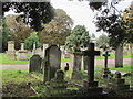 TQ2382 : Kensal Green Cemetery (2) by Mike Quinn
