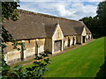 ST8260 : Bradford-on-Avon - Tithe Barn by Chris Talbot