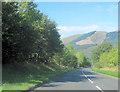 SH8515 : A470 approaching Brynlys by John Firth