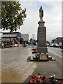 SJ7892 : Sale War Memorial by Gerald England