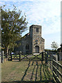 SK6733 : Owthorpe Parish Church by Alan Murray-Rust