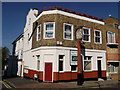 TQ3271 : Carpenter's Arms, Public House, West Norwood by David Anstiss