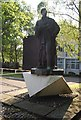 SP0684 : Statue of Peel, Police Training College by N Chadwick