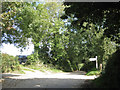 SX8351 : Bugford Lane at Bugford Cross  by Robin Stott