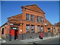 TQ3074 : Brixton Sorting Office, Blenheim Gardens by Ian Yarham