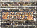 TQ2382 : Sign for St. Margaret's Road, NW10 by Mike Quinn
