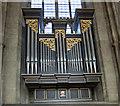 TR1557 : Nave Organ, Canterbury Cathedral by Julian P Guffogg