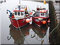 NT6879 : Leith Registered Fishing Boats : LH 897 Selina May at Cromwell Harbour, Dunbar : Week 41