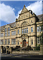 SD8433 : Burnley - Technical Institute by Dave Bevis
