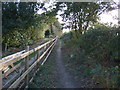 SE4309 : Burnt Wood Lane (footpath) by JThomas