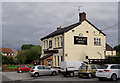 SJ6475 : The Stanley Arms at  Anderton, Cheshire by Roger  Kidd