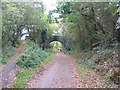 SP2973 : Bridleway bridge by E Gammie