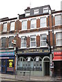 TQ2383 : Maggie's Bar, Chamberlayne Road, NW10 by Mike Quinn