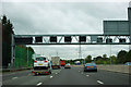 TQ5693 : M25 anticlockwise by Robin Webster
