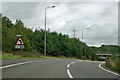 TL4600 : M25 anticlockwise to M11 northbound spur by Robin Webster