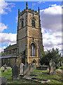 SE4614 : Badsworth Church : Week 40