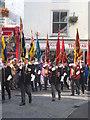 SW8032 : Falmouth 350 Celebration parade by Rod Allday