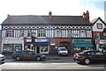 SP0783 : Shops, Alcester Rd by Nigel Chadwick