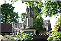 SP0783 : War Memorial, St Mary's Church by N Chadwick