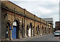 TQ3379 : Railway arches, St Thomas Street by Stephen Richards