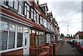 SP0983 : Houses, Oakwood Rd by Nigel Chadwick