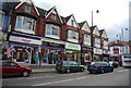 SP0983 : Shops on Stratford Rd, Sparkhill by Nigel Chadwick
