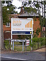 TM2739 : New Development Board &amp; The Maltings Sign by Adrian Cable