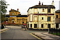 SE3320 : Kirkgate Station and derelict public house, Wakefield by Julian Osley