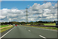 SE4286 : Pylon by the A19 by Robin Webster