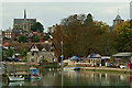 TQ0207 : Arundel, Sussex by Peter Trimming