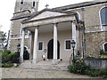 TQ3774 : Church of St Mary the Virgin - entrance by Stephen Craven