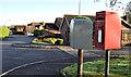 J1145 : Drop box and letter box, Banbridge by Albert Bridge