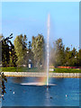 SE5901 : The Fountain at Lakeside by David Dixon