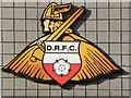 SE5801 : Keepmoat Stadium, Doncaster Rovers Crest by David Dixon