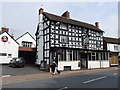 SO5968 : The Royal Oak, Tenbury Wells by Chris Whippet