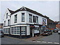 SO5968 : The Market Tavern, Tenbury Wells by Chris Whippet