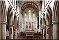 TQ5993 : St Thomas of Canterbury, Brentwood - East end by John Salmon