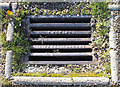 SU0826 : Drain cover by Jonathan Kington