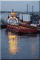 NJ9505 : Ocean Mainport at Pocra Quay, Aberdeen by Mike Pennington