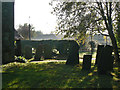 SK6330 : Stanton Churchyard by Alan Murray-Rust
