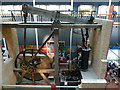 NT2573 : National Museum of  Scotland - Barclay, Perkins engine by Chris Allen