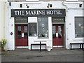 NO8785 : The Maine Hotel, Stonehaven by Stanley Howe