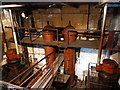 SK2625 : Claymills Victorian Pumping Station - sewage pumps by Chris Allen