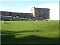 NY7763 : The gatehouse of Willimoteswick Bastle by Oliver Dixon