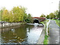 SJ8598 : Rochdale Canal below Butler Lane Lock, Manchester by Alexander P Kapp