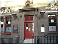 NO5960 : 'The Swan' Indian Restaurant &amp; Bar by Stanley Howe